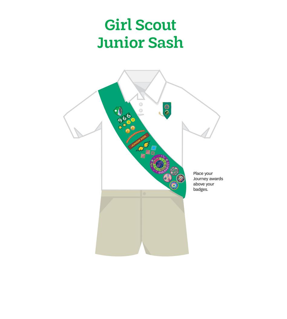 Junior girl scouts nude amusing piece